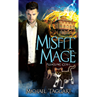 Misfit Mage: Fledgling God: book 1 (English Edition)