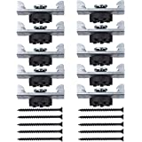 RSIC-1 Resilient Sound Clip with Mounting Screws (10 Pack)