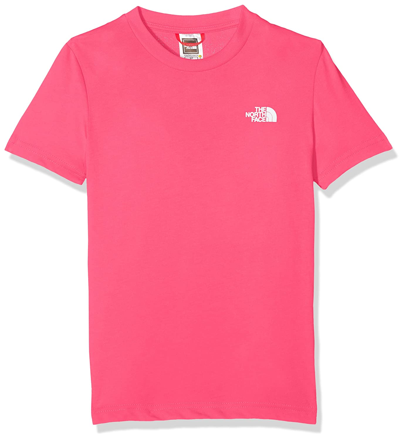 The North Face Boy's Short Sleeve Simple Dome T-Shirt