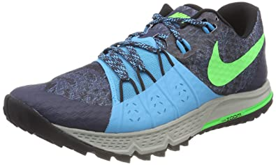 bcb8695f05936d Nike Men s Air Zoom Wildhorse 4 Trail Running Shoes  Amazon.co.uk ...