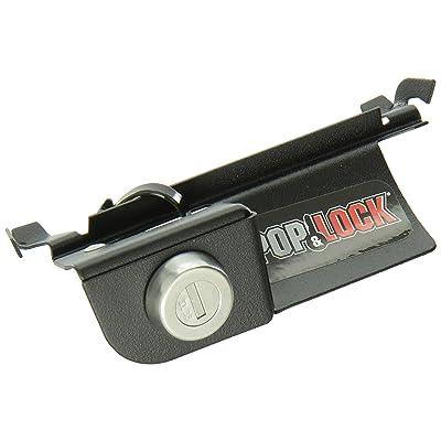 Pop & Lock PL3400 Black Manual Tailgate Lock for Dodge Ram 1500/2500/3500: Automotive