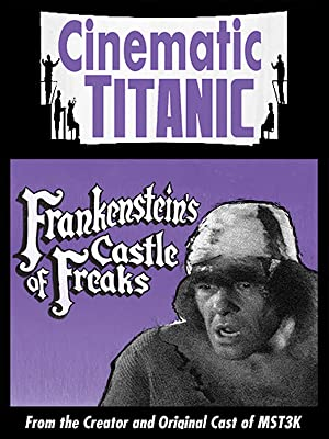 amazoncom watch cinematic titanic frankensteins castle