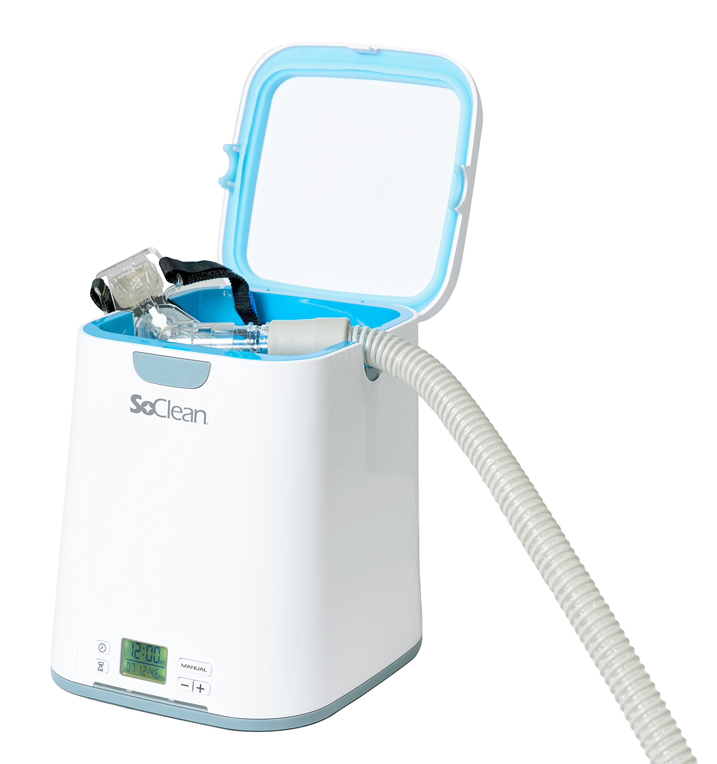 SoClean 2 CPAP Equipment Cleaner & Sanitizer Bundle with FREE Extra Cartridge Filter Kit