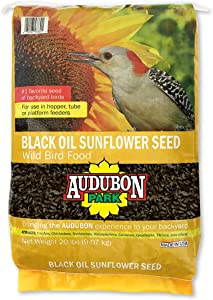 Audubon Park 11286 Wild Bird Food 20 lb Bag Seed
