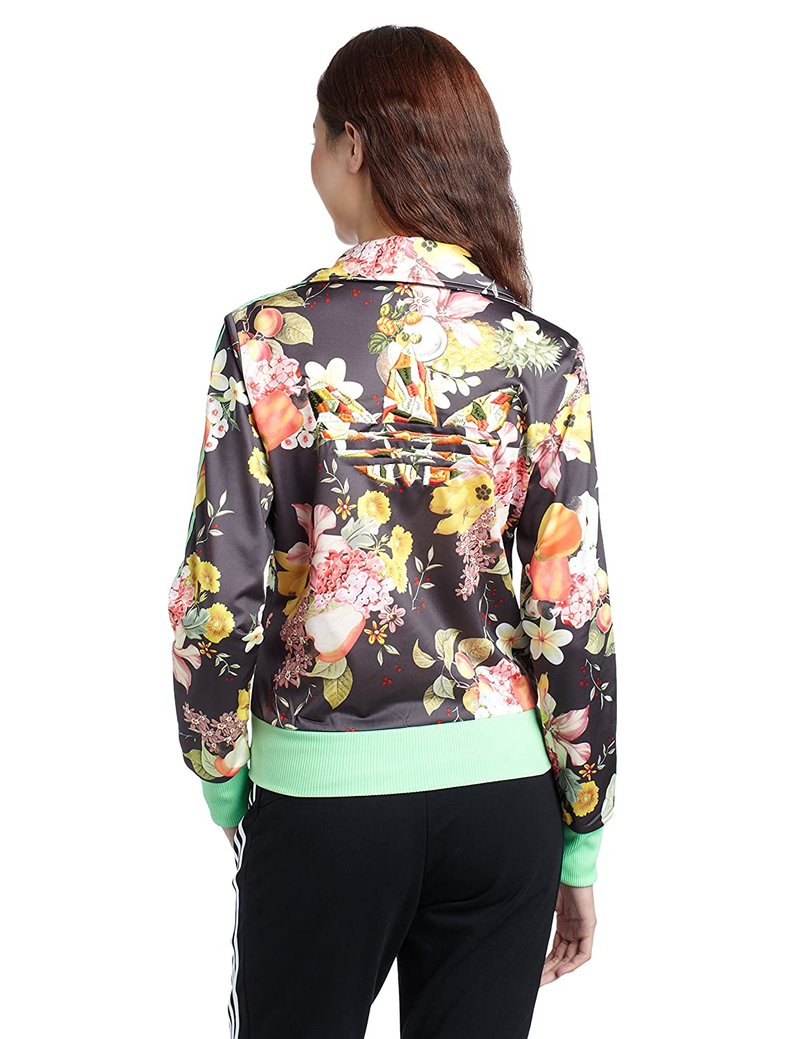 adidas Jardineto Firebird TT W Trainingsjacke pink im WeAre Shop