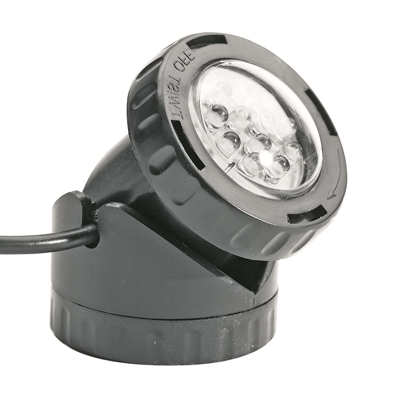 Teichlicht 1er Spot LED Gartenlicht Beleuchtung HEISSNER U120-T