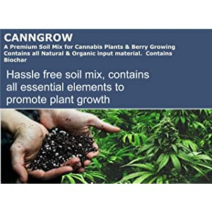 CannGrow Premium Cannabis Soil Mix