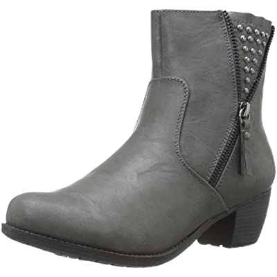 Amazon.com | Easy Street Women's Rylan Boot | Ankle & Bootie