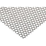 "Aluminum Honeycomb Grid Core Mesh 1//4/"" Cell 18/""x24/""x .375/"""