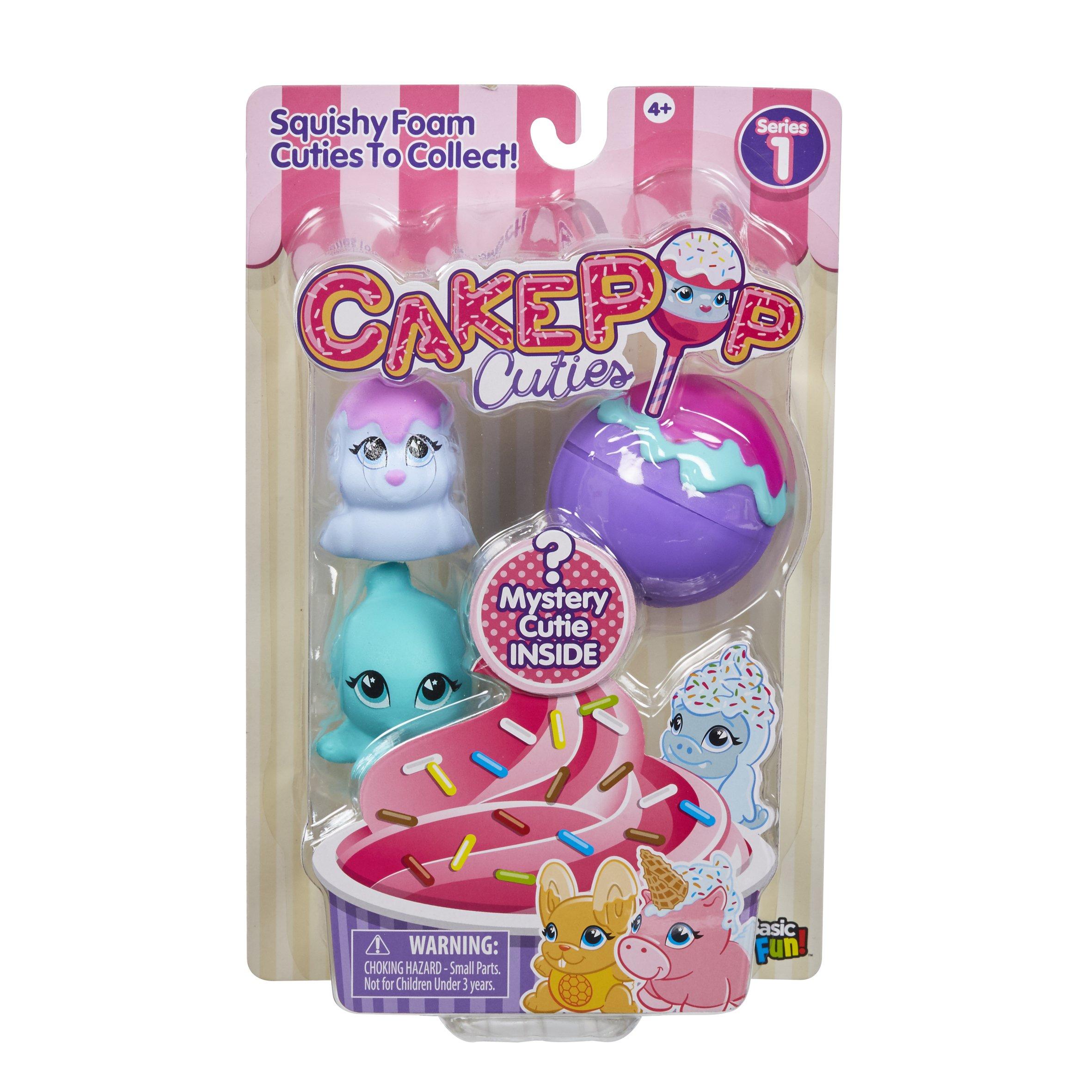 Basic Fun Inc Cake Pop Cuties-Surprise Multi Pack