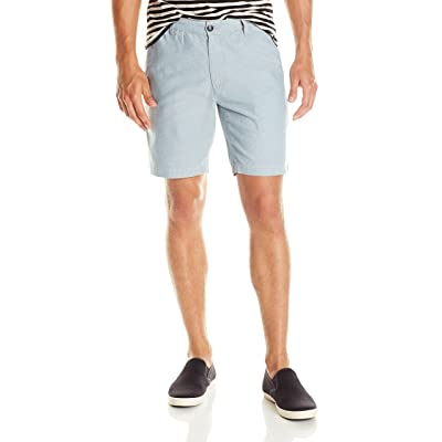 AG Adriano Goldschmied Men's The Wanderer Slim Fit Trouser Short: Clothing