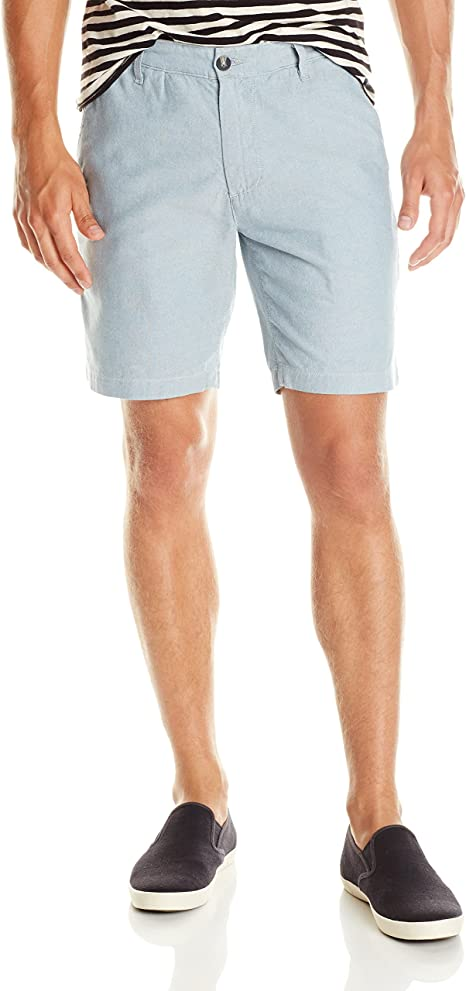 AG Adriano Goldschmied Mens The Wanderer Slim Fit Trouser Short
