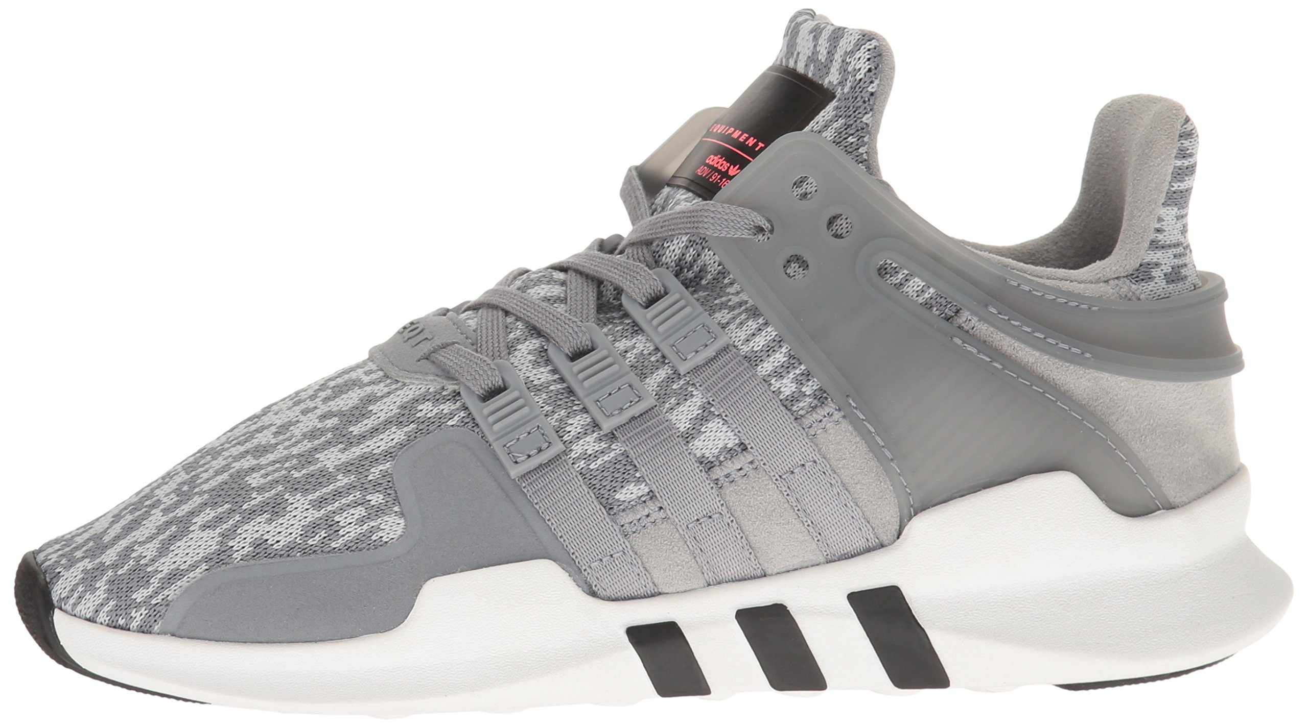 adidas Originals Boys' EQT Support ADV J Running Shoe, Tech Grey/White, 5.5 M US Big Kid by adidas Originals (Image #5)