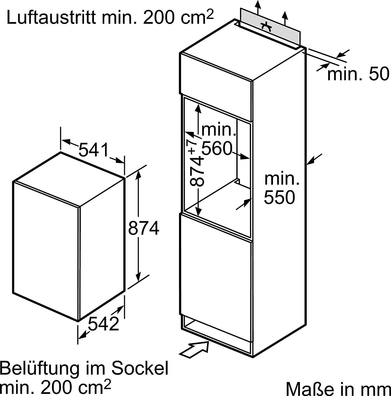 Siemens KI18RV30 Kühlschrank/A++/Kühlteil 150 L: Amazon.de: Elektro ...