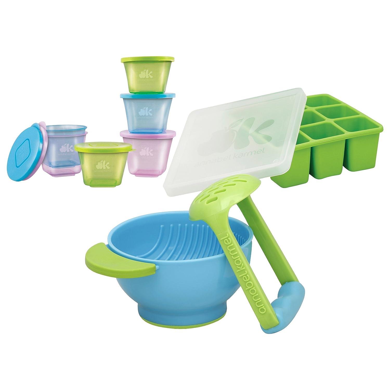 【送料0円】 NUK by Stack & Store Cups with and Baby Food Flexible Set Freezer Tray and Mash & Serve Bowl Set by NUK B01H3WTJIQ, 自然派化粧品ナチュラルスタイル:d9be4bb0 --- a0267596.xsph.ru