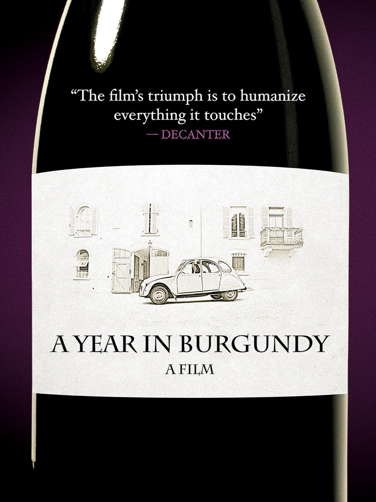 watch a year in burgundy online free
