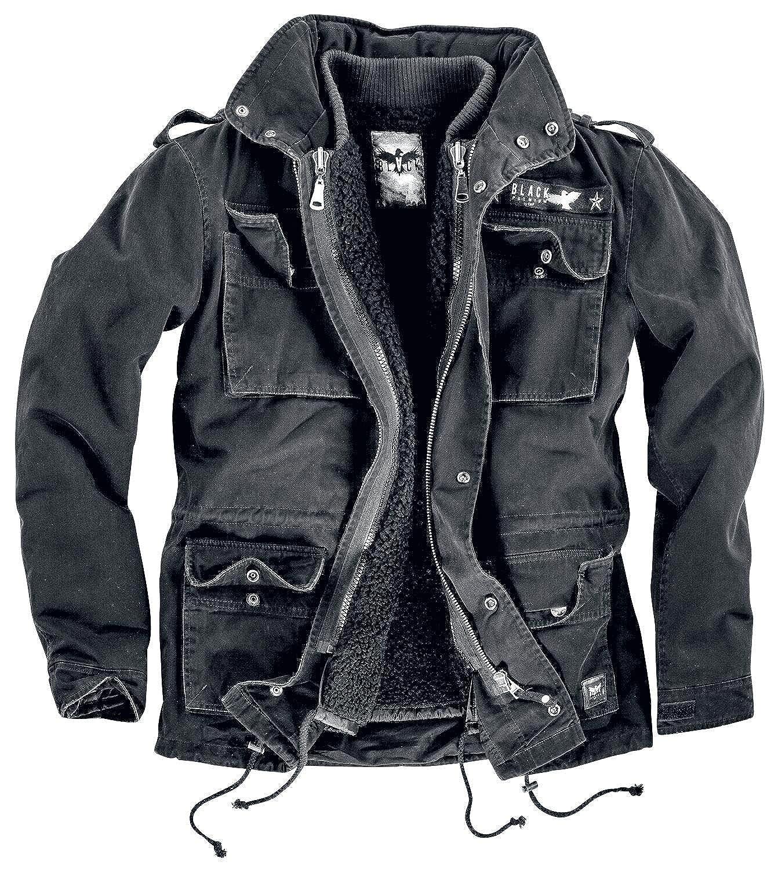 Black Premium by EMP Army Field Jacket Winterjacke schwarz