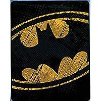 "Kids Warehouse Batman 'Raw Shield' Silk Touch Throw - 40"" by 50"""