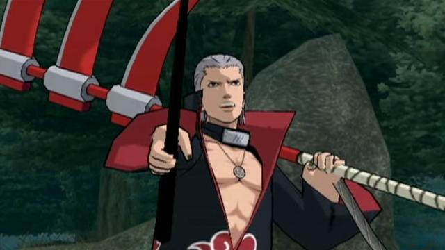 Naruto Shippuden: Clash Of Ninja Revolution III - Hidan