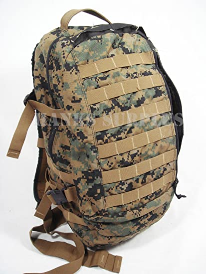 de98f0f16cf Amazon.com : USMC ILBE ARCTERYX Military MARPAT Assault BackPack : Tactical  Backpacks : Sports & Outdoors