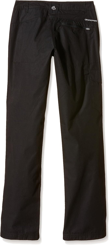 Craghoppers Womens Duke of Edinburgh Traverse Trousers-Black 31 x 6-Inch