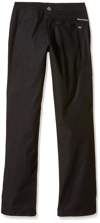 Craghoppers Duke of Edinburgh Womens Traverse Trousers-Black 31 x 6-Inch