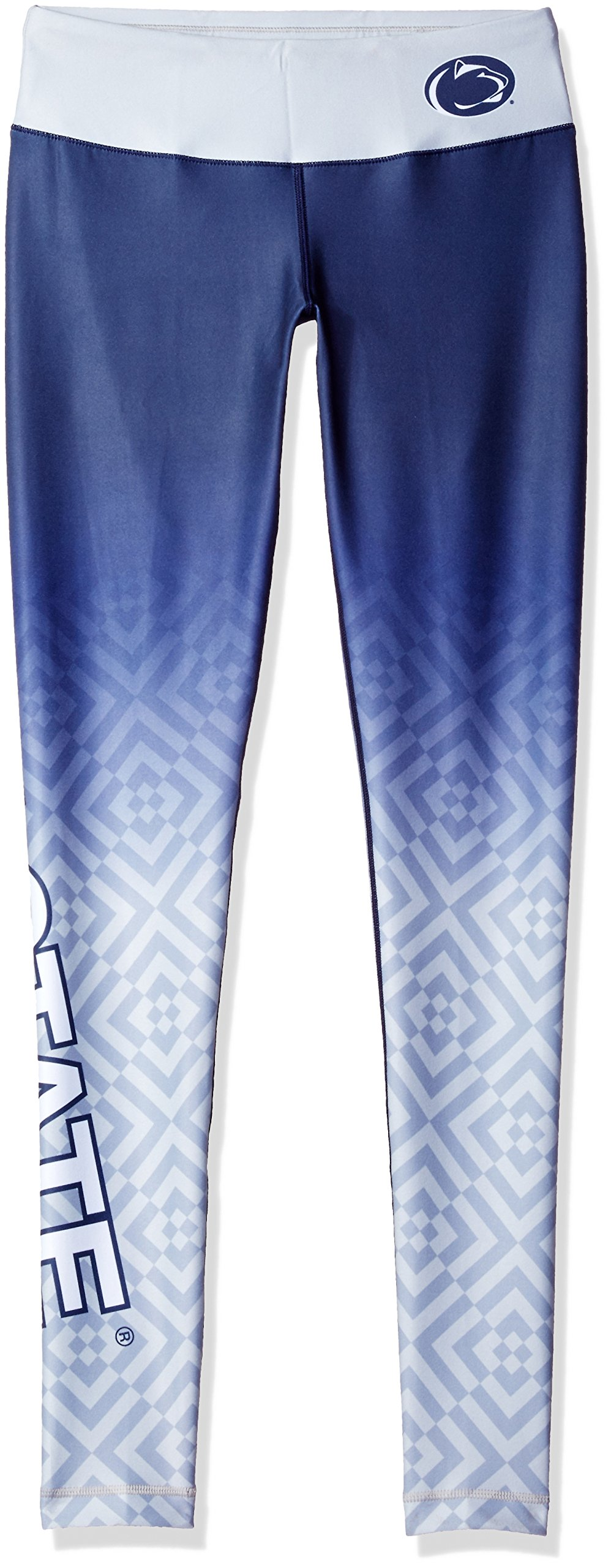 FOCO Penn State Gradient Print Legging - Womens Extra Small