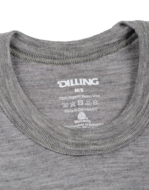 Dilling Merino Halbarmshirt für Herren  Amazon.de  Bekleidung 80e4516dbe