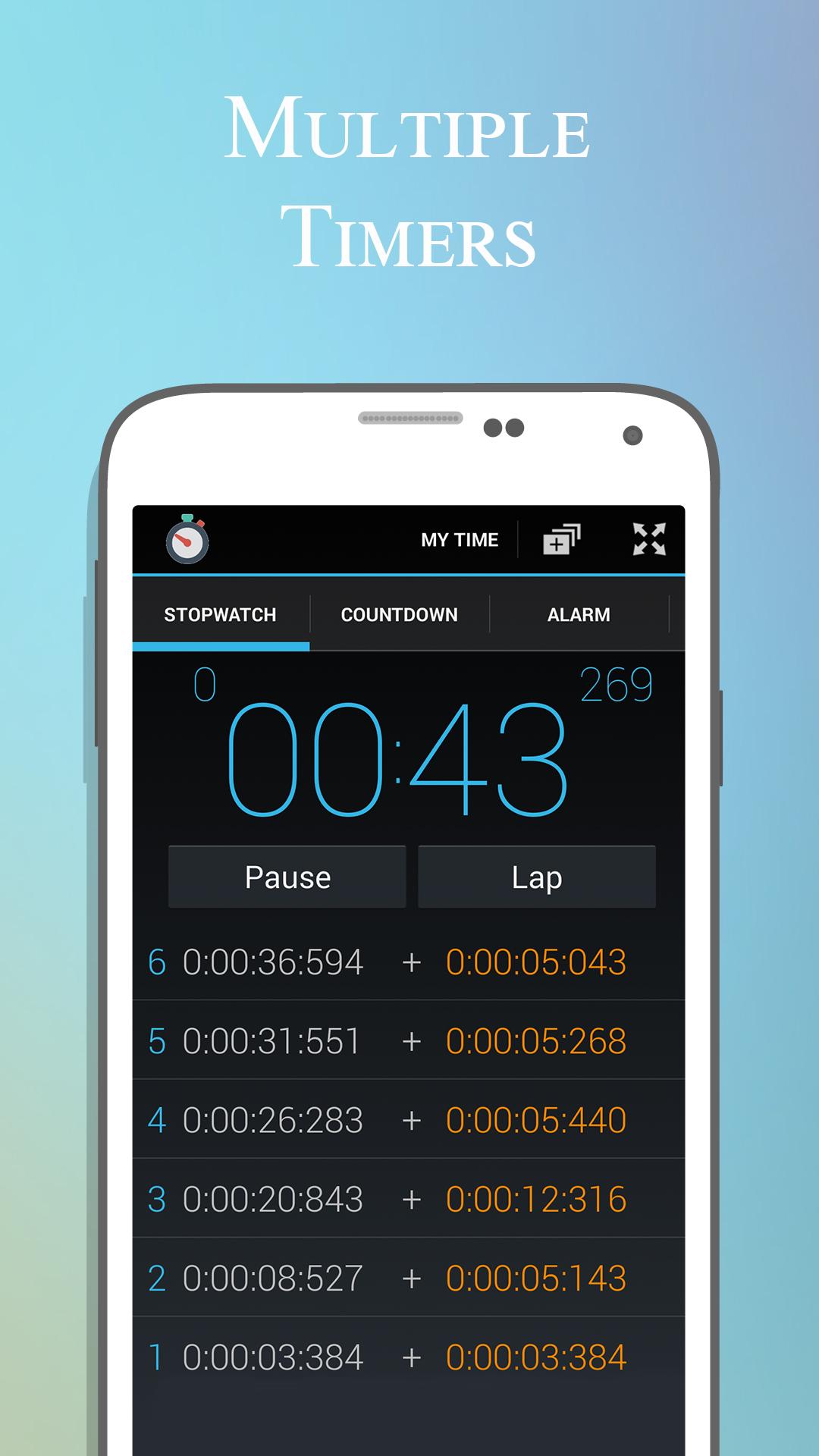 Timer Countdown & Clock & Alarm Pro: Amazon.es: Appstore ...