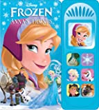 Disney Frozen Little Sound Book: Anna's Friends (Disney Frozen: Play-a-sound)