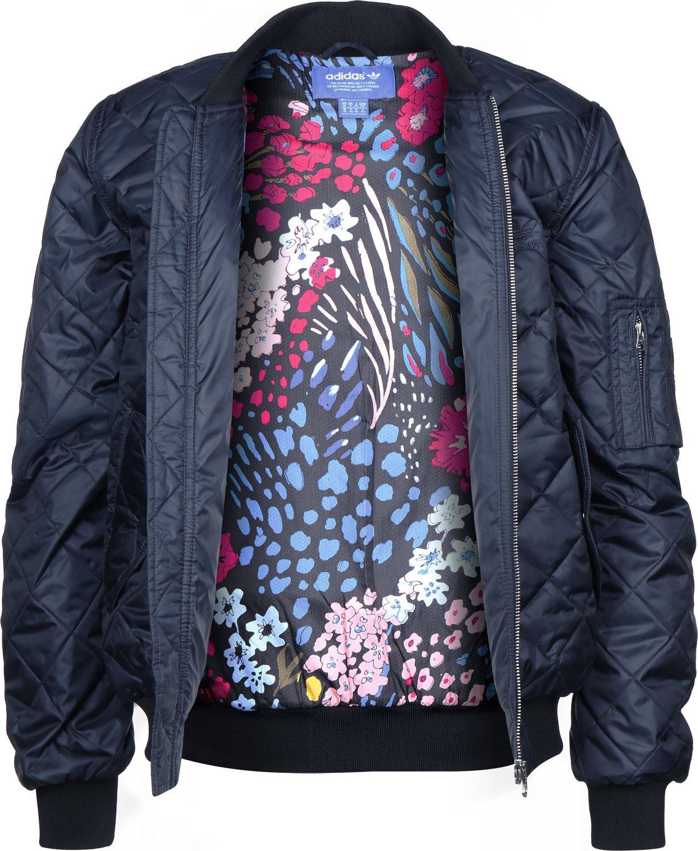 adidas Damen Bomber Jacke  Amazon.de  Bekleidung 55ac4ba7a1