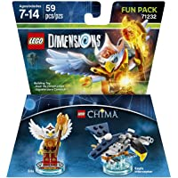 LEGO Dimensions Fun Pack Chima Eris - Chima Eris Edition