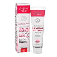 American Biotech Labs - Silver Biotics - Advanced Healing Skin Cream - Infused with...