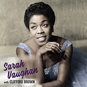 Sarah Vaughan With Clifford Brown (Photos By William Claxton/180G/Virgin Vinyl/Gatefold Edition)