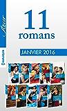 10 romans Azur + 1 gratuit (nº3665 à 3674 - janvier 2016)