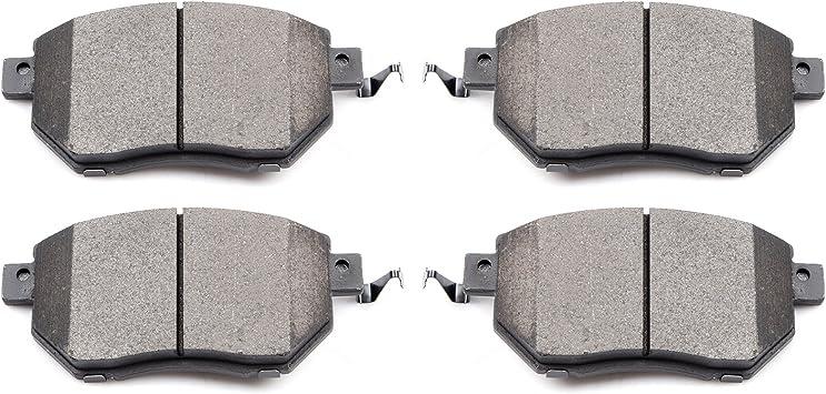 Front Ceramic Brake Pads for Nissan Murano Altima Maxima Infiniti FX35 FX45
