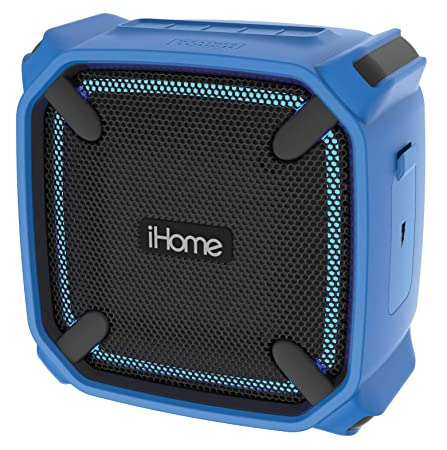 The 8 best ihome rechargeable portable bluetooth speaker black idm8b