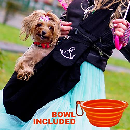 Best Dog Sling Carrier