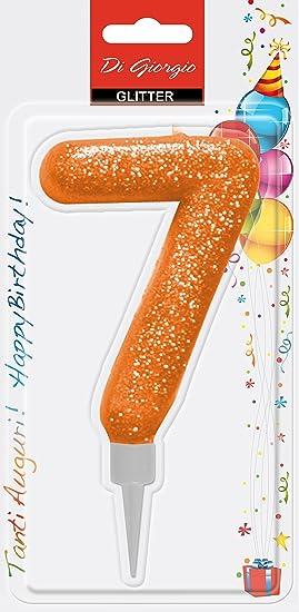 Cereria de Giorgio 58160 _ 67 vela de cumpleaños gigante con ...