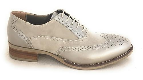 NERO GIARDINI 15052 perla scarpe donna pelle francesina inglese puntale 38   Amazon.it  Scarpe e borse f96e5d1e5dd
