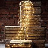 Amazon Com Fairy Lights 8 Strand Spray 120 Led 3 8 Ft