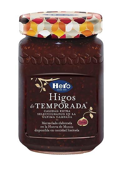 Hero - Higos - Mermelada Extra de Higos de Temporada - 350 g