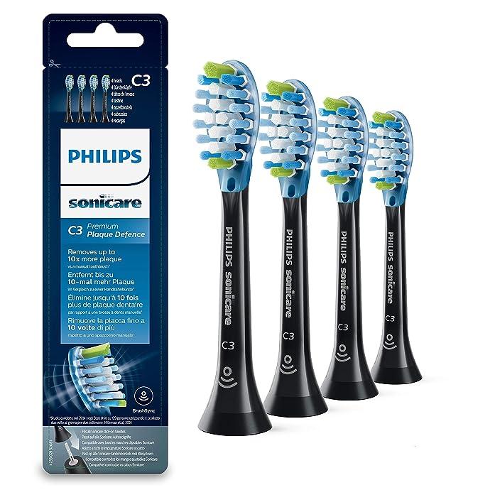 Philips 飞利浦 Sonicare HX9044/27 声波电动牙刷刷头 ¥190 中亚Prime会员凑单免运费直邮到手约¥210