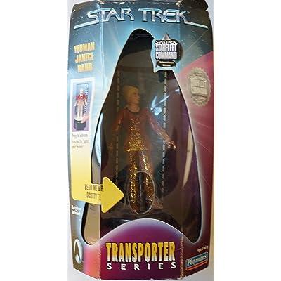 "STAR TREK TRANSPORTER SERIES "" YEOMAN JANICE RAND "" TARGET EXCLUSIVE MIB: Toys & Games"