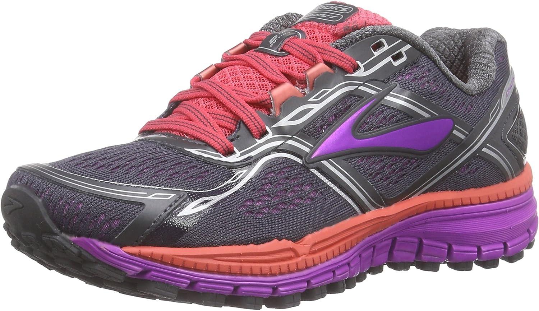 Brooks Ghost 8, Zapatillas de Running para Mujer, Morado (38), 36 EU: Amazon.es: Zapatos y complementos