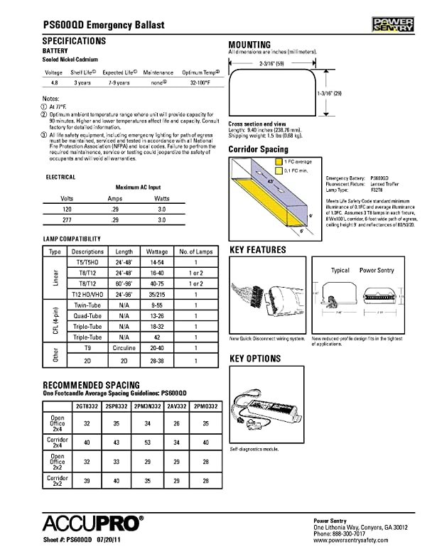 81BPeOb6FlL._SX608_ power sentry ps1400 wiring diagram wiring schematics and wiring psq500qd lithonia wiring diagram at gsmportal.co