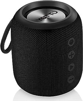 Yotto Altavoz Bluetooth Portátil 12w Ipx6 Impermeable Altavoces Inalámbricos Con Hifi Tec Cable Aux Bluetooth 4 2 Radio Fm Enhanced Bass Outdoor Stereo Speaker Built In Mic 360 Full Surround Sound Electronics