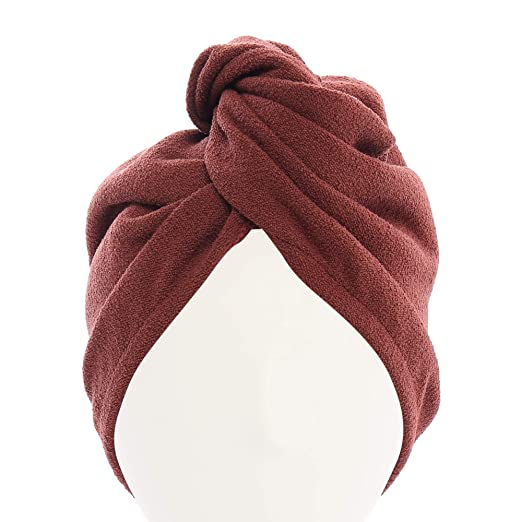 aquis original hair turban for curly hair