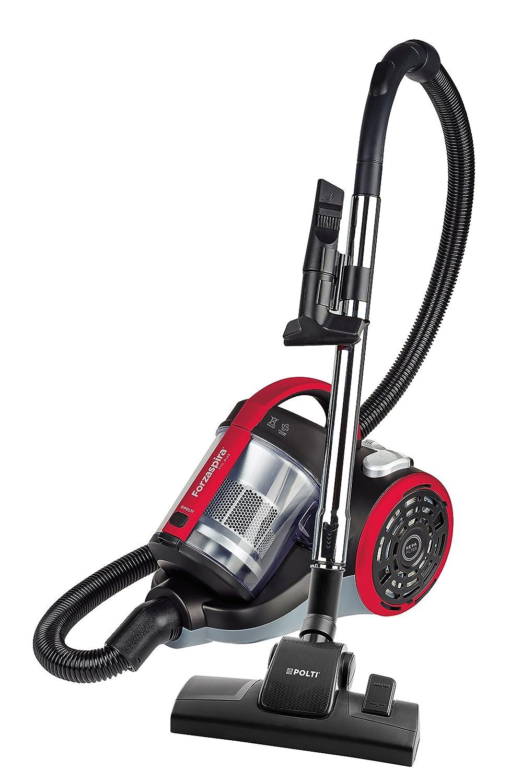Polti Forzaspira C110_Plus - Aspirador ciclónico sin bolsa, compacto, 800 W, depósito de 2L, filtro HEPA con 4 etapas de filtrado: Amazon.es: Hogar