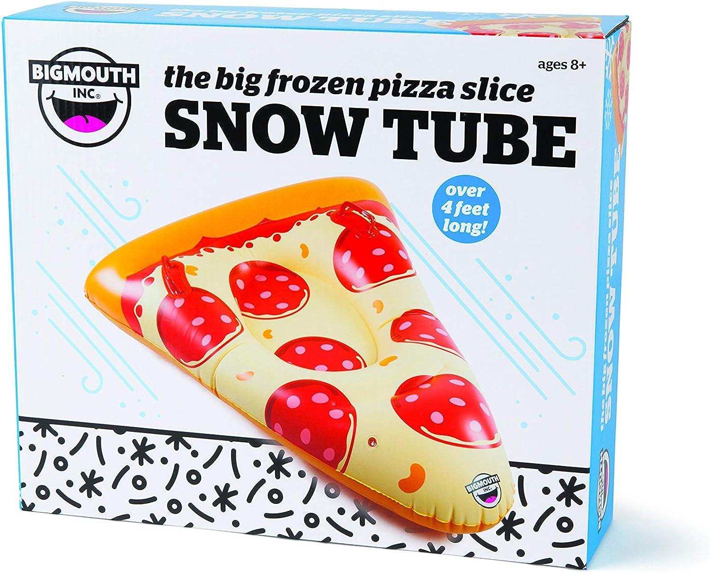 Bigmouth Inc Gefrorenes Pizzascheiben-Schneerohr